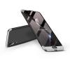 GKK Huawei P20 hátlap - GKK 360 Full Protection 3in1 - fekete/ezüst