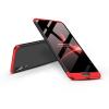 GKK Huawei P20 hátlap - GKK 360 Full Protection 3in1 - fekete/piros