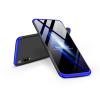 GKK Samsung A505F Galaxy A50/A30s hátlap - GKK 360 Full Protection 3in1 - fekete/kék