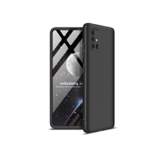 GKK Samsung A515F Galaxy A51 hátlap - GKK 360 Full Protection 3in1 - fekete tok és táska