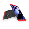 GKK Samsung A605 Galaxy A6 Plus (2018) hátlap - GKK 360 Full Protection 3in1 - fekete/piros