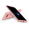GKK Samsung G950F Galaxy S8 hátlap - GKK 360 Full Protection 3in1 - rose gold