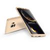 GKK Samsung G960F Galaxy S9 hátlap - GKK 360 Full Protection 3in1 - arany