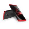 GKK Samsung G960F Galaxy S9 hátlap - GKK 360 Full Protection 3in1 - fekete/piros