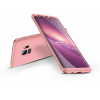 GKK Samsung G960F Galaxy S9 hátlap - GKK 360 Full Protection 3in1 - rose gold