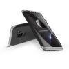 GKK Samsung G965F Galaxy S9 Plus hátlap - GKK 360 Full Protection 3in1 - fekete/ezüst