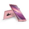 GKK Samsung G965F Galaxy S9 Plus hátlap - GKK 360 Full Protection 3in1 - rose gold