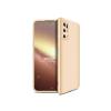 GKK Samsung G985F Galaxy S20+ hátlap - GKK 360 Full Protection 3in1 - arany