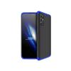 GKK Samsung G985F Galaxy S20+ hátlap - GKK 360 Full Protection 3in1 - fekete/kék