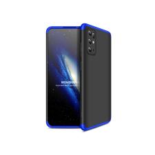 GKK Samsung G985F Galaxy S20+ hátlap - GKK 360 Full Protection 3in1 - fekete/kék tok és táska