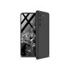 GKK Samsung G988F Galaxy S20 Ultra hátlap - GKK 360 Full Protection 3in1 - fekete