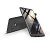 GKK Samsung N960F Galaxy Note 9 hátlap - GKK 360 Full Protection 3in1 - fekete