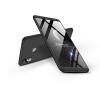 GKK Xiaomi Mi Max 3 hátlap - GKK 360 Full Protection 3in1 - fekete