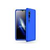 GKK Xiaomi Mi Note 10/Note 10 Pro hátlap - GKK 360 Full Protection 3in1 - kék