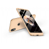 GKK Xiaomi Redmi Note 5/Note 5 Pro hátlap - GKK 360 Full Protection 3in1 - arany