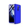 GKK Xiaomi Redmi Note 8 Pro hátlap - GKK 360 Full Protection 3in1 - kék