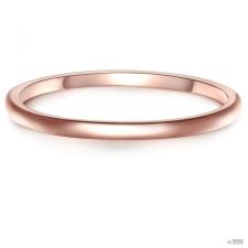 Glanzstuecke gyűrű Sterling ezüst rózsaaranyAranyozott gyűrű 48 gyűrű