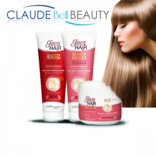 GLOSSY HAIR SZETT - A ragyogóan csillogó hajért kozmetikai ajándékcsomag
