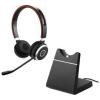 GN Netcom - Jabra Evolve 65 MS Duo inkl. Ladest, Headset (6599-823-399)