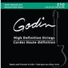 Godin E-10 Electric High-Definition Strings