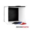 Godox 60x60 cm tárgy sátor doboz (4 színű háttér: piros, fehér, kék és fekete)