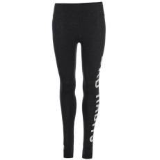 Golddigga női leggings - Golddigga Long Length Leggings Ladies Charcoal