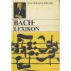 Gondolat Bach-lexikon