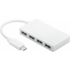 Goobay USB Hub USB C 3.0 4 portos