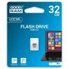 Goodram 32GB USB2.0 UPI2 Fehér (UPI2-0320W0R11) Flash Drive