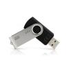 "Goodram Pendrive, 64GB, USB 3.0, 20/110MB/sec, GOODRAM ""UTS3"", fekete"