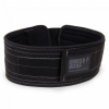 Gorilla Wear 4 inch Nylon Belt (fekete) (1 db)