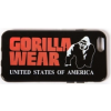 Gorilla Wear Iphone 6 tok (fekete/piros) (1 db)