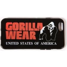 Gorilla Wear Iphone 6 tok (fekete/piros) (1 db) férfi edző felszerelés
