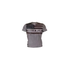 GORILLA WEAR USA Flag T-Shirt férfi póló