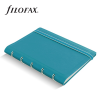 Goss Filofax Notebook Classic Pocket, Aqua