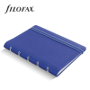 Goss Filofax Notebook Classic Pocket, Kék