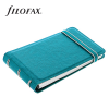 Goss Filofax Notebook Classic Smart, Aqua