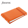 Goss Filofax Notebook Classic Smart, Narancs