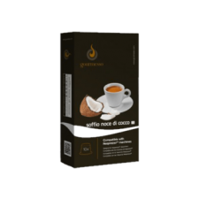 GOURMESSO Soffio Noce DI Cocco kávékapszula Nespresso kávéfőzőhöz, kókusz ízű kávé