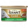 Gourmet Gold omlós falatok 12 / 24 / 48 x 85 g - Borjú & zöldség (12 x 85 g)