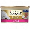 Gourmet Gold Paté 12 / 24 / 48 x 85 g - Bárány & zöldbab (12 x 85 g)