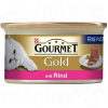 Gourmet Gold Paté 12 / 24 / 48 x 85 g - Csirke (12 x 85 g)