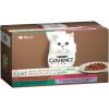 Gourmet Gold változatok - Finomságok kompozíciója 12 x 85 g
