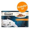 Gourmet próbacsomag 4 x 85 g - Gold: finomságok kompozíciója