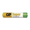 GP BATTERIES GP Super Alkaline LR8D425 (1,5V, AAAA) tartós
