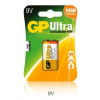 GP BATTERIES GP Ultra Alkaline 1604AU (9V, block) tartós