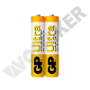GP BATTERIES LR03 GP24AU-S2 Ultra alkáli mikró elem fóliás