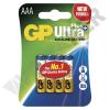 GP BATTERIES LR03 GP24AUP-C4 UltraPlus alkáli mikró elem  bliszteres
