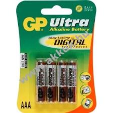 GP elem Ultra alkáli LR03 4db/csom. ceruzaelem