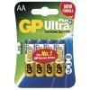 GP Ultra Plus elem R6 (ceruza, AA) 4db/bliszter